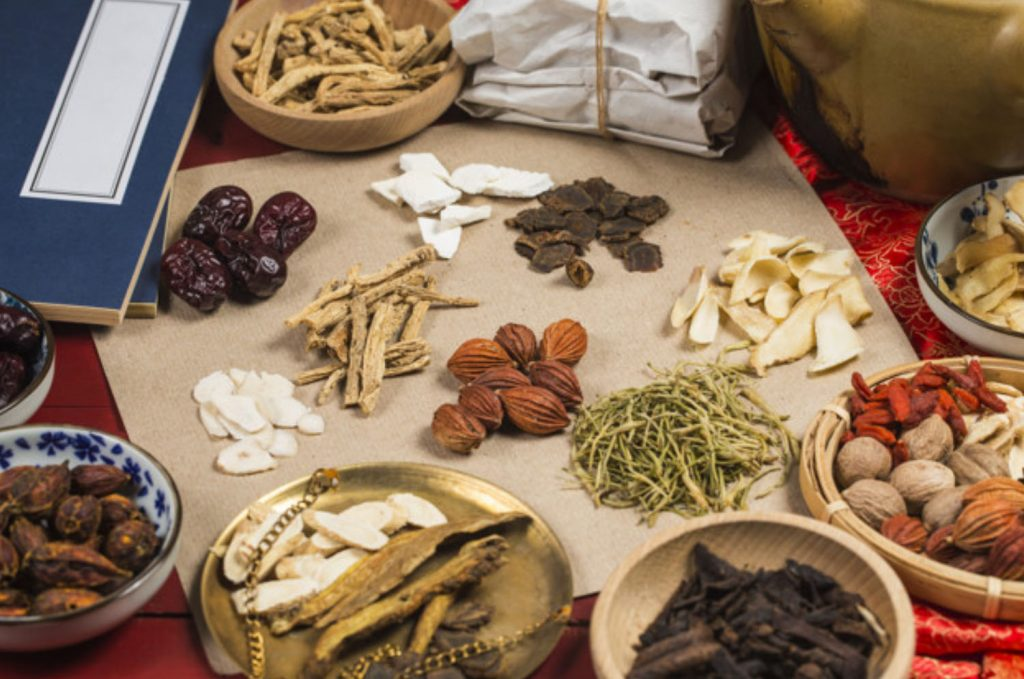 Traditional Chinese Medicine in Dry Eye Syndrome